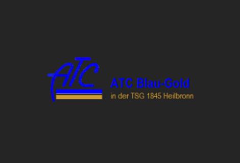 ATC Blau-Gold